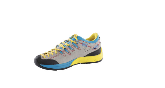 Zapatillas de aproximación Garmont Sticky Rock azul para mujer